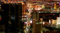 4K Las Vegas Timelapse Cityscape 02 Las Vegas Strip at Night Footage