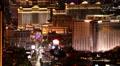 4K Las Vegas Timelapse Cityscape 07 Las Vegas Strip at Night Footage