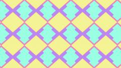 Colorful pattern Stock Footage