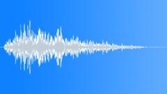 rocket dirt explosion 2 - sound effect