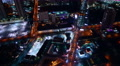 4K Las Vegas Timelapse Cityscape 14 Las Vegas Strip at Night 4k or 4k+ Resolution