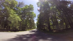 Berry College rural campus, Rome, GA 06-14-2015 Stock Footage