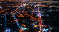4K Las Vegas Timelapse Cityscape 33 Downtown at Night 4k or 4k+ Resolution