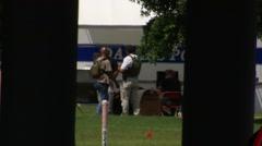 Hutchins Bomb Squad 2 Stock Footage