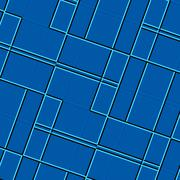 Square composition background. Blue image for computer screen. Color paper. - stock illustration