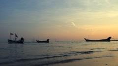 Thailand, Khao Kao Seng, Songkhla Stock Footage