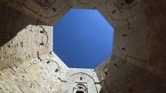 Castel del Monte, Apulia, Italy, Stock Footage