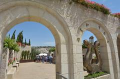 City of David in Jerusalem - Israel Stock Photos