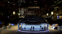 Vancouver - Robson Square / Downtown - 24P - ProRes 4:2:2 10 Bit - UHD 4K - stock footage