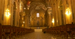 Cathedral of Cordoba, Argentina Stock Footage