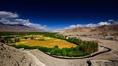 Leh Ladakh - stock photo