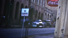 (8mm Vintage) 1949 Central City, Colorado USA Stock Footage