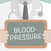 Medical Board Blood Pressure Piirros