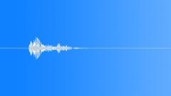close wood cupboard - sound effect