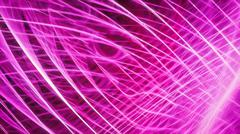 Abstract pink energy glowing net Stock Illustration