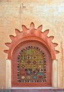 arab decoration - stock photo