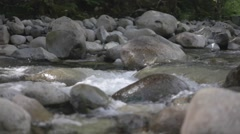 River (Stereo Sound) Stock Footage