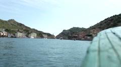 Boat trips, Balaclava Stock Footage