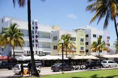 Miami Beach FL - stock photo