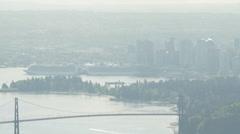 Vancouver - Lower Mainland - 30P - ProRes 4:2:2 10 Bit - UHD 4K Stock Footage