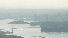 Vancouver - Lower Mainland - 25P - ProRes 4:2:2 10 Bit - UHD 4K Stock Footage