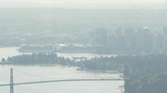 Vancouver - Lower Mainland - 25P - ProRes 4:2:2 10 Bit - UHD 4K Stock Footage