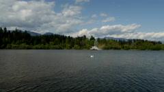 Vancouver - Stanley Park - 25P - ProRes 4:2:2 10 Bit - UHD 4K Stock Footage