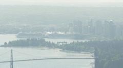 Vancouver - Lower Mainland - 24P - ProRes 4:2:2 10 Bit - UHD 4K Stock Footage