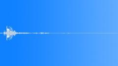 Dust impact (3) Sound Effect