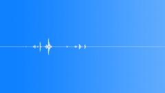 Insert detail plastic metal Sound Effect