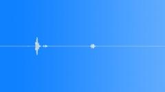 insert cardboard - sound effect
