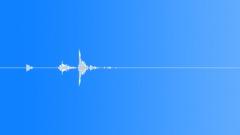 Insert plastic detail Sound Effect