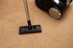 Vacuuming Stock Photos