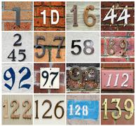 Numbers Stock Photos