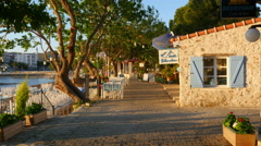 DATCA, TURKEY: Daily life Summer Travel Destination Stock Footage