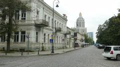 BATUMI CITY, BATUM, GEORGIA: everyday life Stock Footage