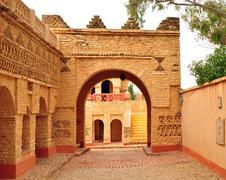 medina agadir - stock photo