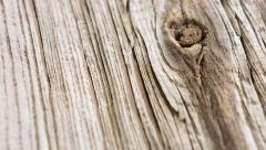 Macro very old wood texture 4k - stock footage