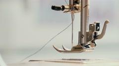 4k, sewing workshop, clothing repair 7 Stock Footage