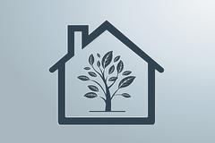 green house - stock illustration