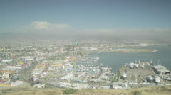 Ensenada Port Stock Footage