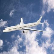 boeing 787-9 dreamliner - 3D model
