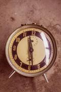 Clock on background Kuvituskuvat
