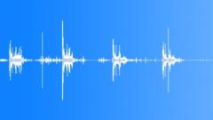 Rock golem footsteps Sound Effect