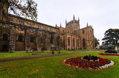 Dunfermline Abbey, Scotland Stock Photos
