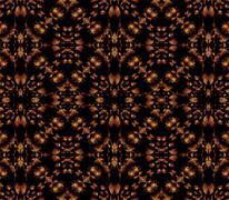 Stock Illustration of Ornament Geometric Modern Seamless Pattern