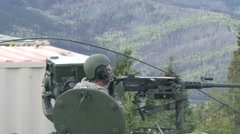 Red Flag Exercise 2014 Stock Footage