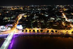 Stock Photo of City scape Chiangmai Thailand