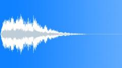 Futuristic shock advance - sound effect