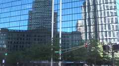 John Hancock Tower, Boston Stock Footage